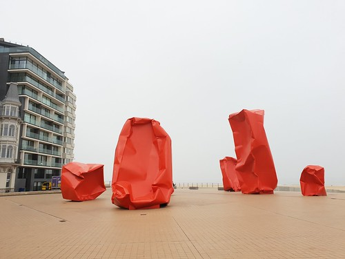 Ostend during The Crystal Ship 2019