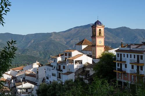 Algatocin, Spain