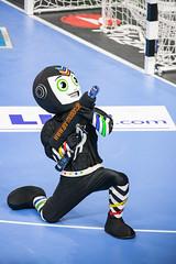 Mascot World Championship Handball 2019 IHF