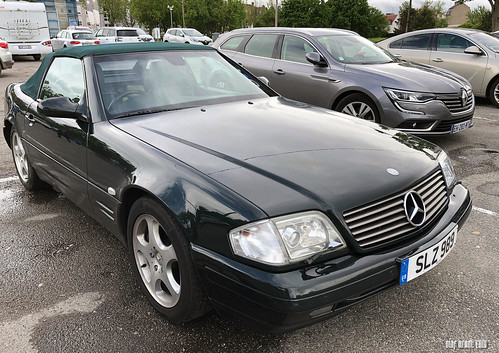 Mercedes Benz SL500 R129