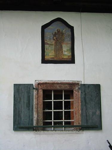 20110907 22 311 Jakobus Antonius Franziskus Bild Fensterladen Gitter