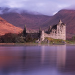 Kilchurn Castle, Loch Awe by Iain Houston