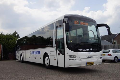 MAN Lion's Regio Van Kooten 52 met kenteken 59-BFN-4 in Kootwijkerbroek 18-05-2019