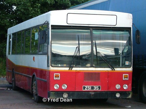 Bus Eireann KC35 (ZSI35).