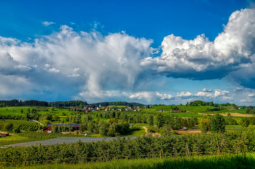 View towards Unterreitnau