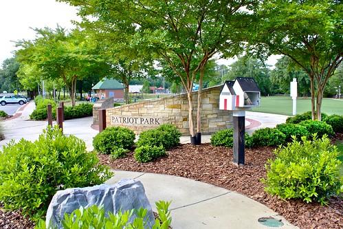 Patriot Park, West Homewood, Alabama
