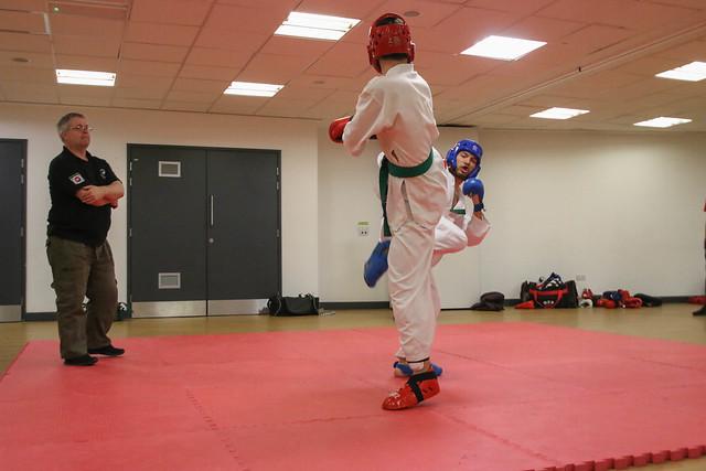 Karate v Taekwondo-4