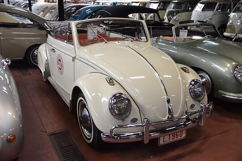 VW Beetle convertible (Osakra Powered)  (1960)