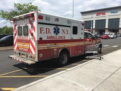 FDNY EMS Ambulance 1366