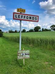 Leffonds, Champagne-Ardenne, Frankreich