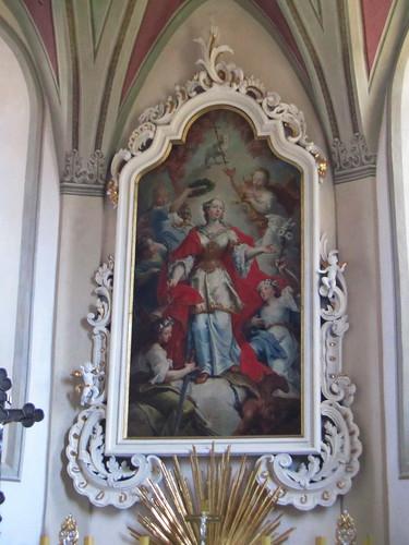 20110910 25 365 Jakobus Terfens Kirche Justina Bild