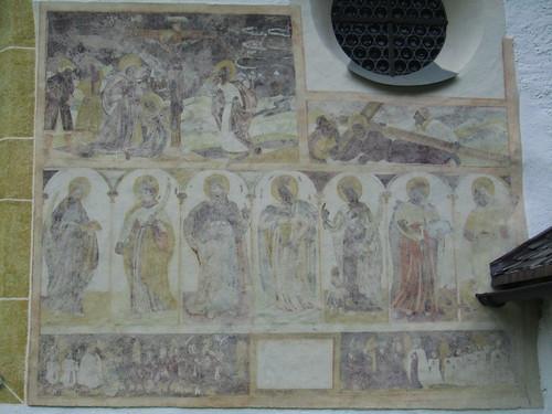 20110914 29 264 Jakobus Obsaurs Kirche Kreuz Bild