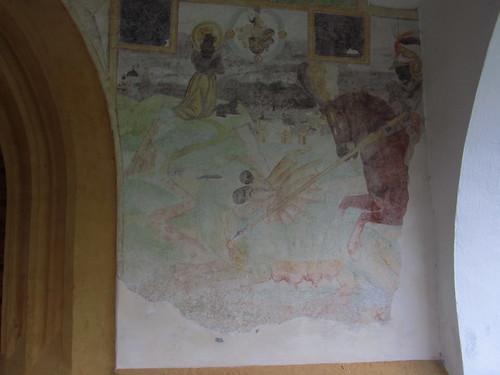 20110914 29 252 Jakobus Obsaurs Kirche Tür Bilder Georg