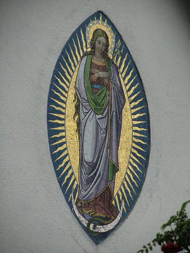 20110914 29 098 Jakobus Imsterau Kirche Maria Bild
