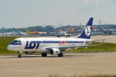 SP-LII Embraer ERJ-175LR-200 E75S