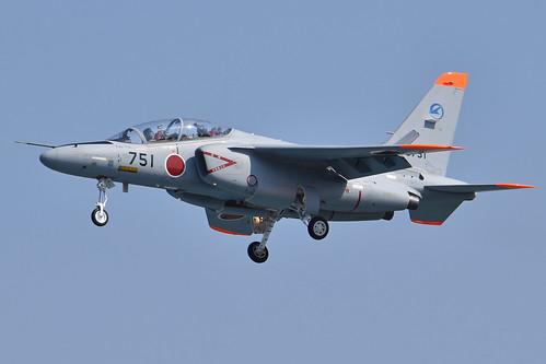 Kawasaki T-4 '66-5751 / 751'