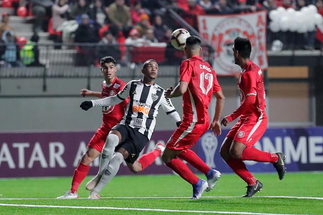 UNIÓN LA CALERA x ATLÉTICO 21.05.2019 - Copa Sul-Americana 2019