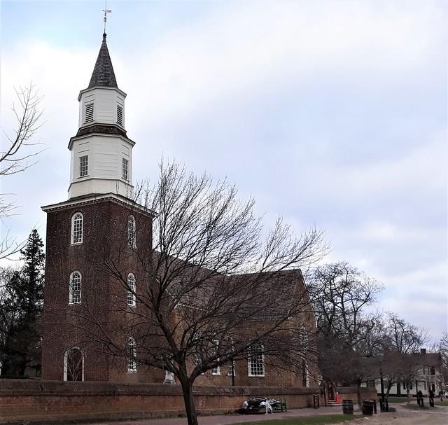 Colonial Willaimsburg, Virginia