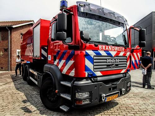 Brandweer | Limburg-Noord | Kazerne Weert | 23-4484
