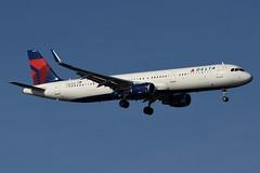 Delta Air Lines - Airbus A321-200 - N354DN - John F. Kennedy International Airport (JFK) - February 19, 2019 293 RT CRP