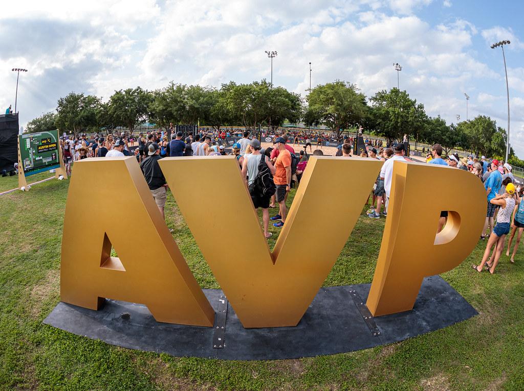 AVP Pro Beach Volleyball   Texas Review   Ralph Arvesen