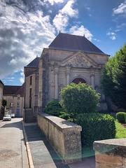 Ancienne Chapelle des Oratoriens in Langres, Champagne-Ardenne, Frankreich