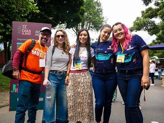 De turismo por la casa - Días del Libro 2019