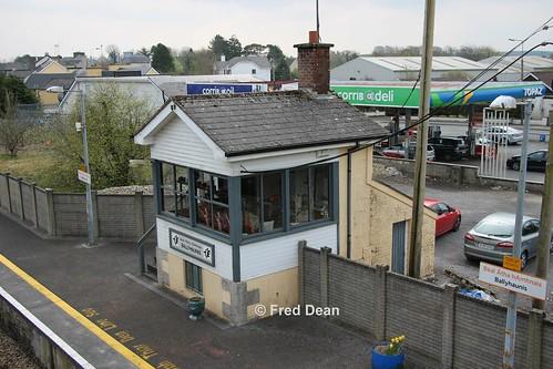 Ballyhaunis Station.
