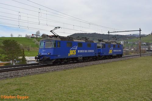 WRS Re 430 111-5, Re 430 115-6