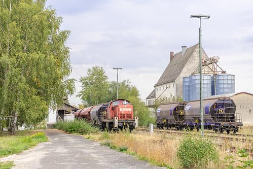 Hirschau an der Kaolinbahn