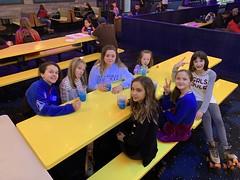 Aeries, Emily, Annelli, Brooklyn, Sophie, Sophia, Maleah March 2019