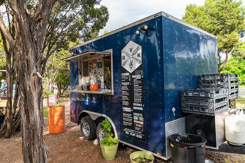 Revolution Vegan Kitchen - Austin, Texas Food Trailer