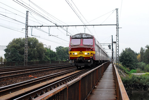NMBS / SNCB 820