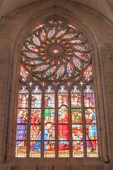Iglesia de Saint Maló. Dinan.
