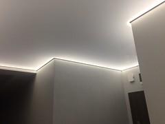 Transparentne i podświetlane sufity5