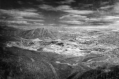 West Texas Viewed from Franklin Mountains