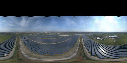 Zonnepark Emmen 360