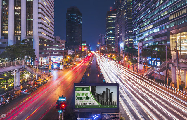 Sathorn by night [TH]
