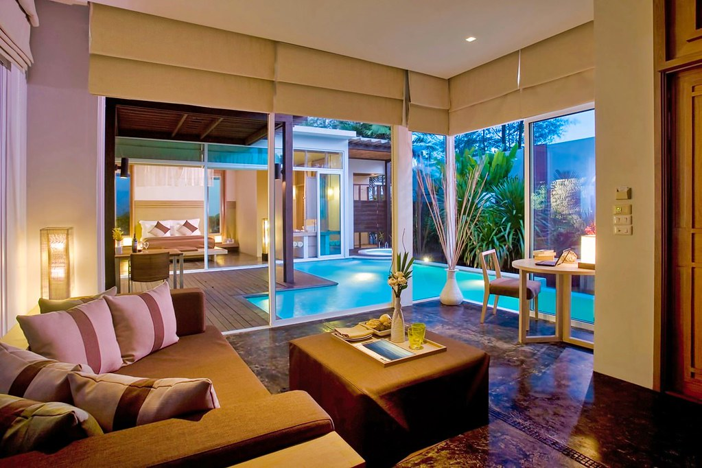 Aleenta Resort and Spa Phuket 4