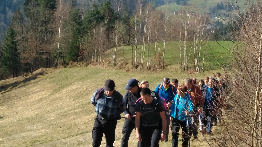 2019-03-31 Hotaveljska grča - Potep okrog Hotavelj