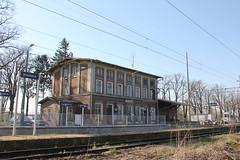 Krośnice train station