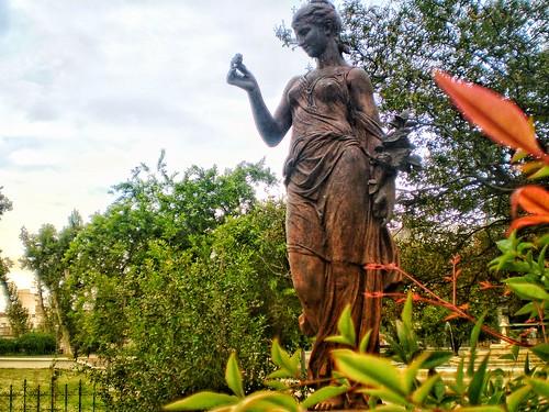 Petrified Goddess