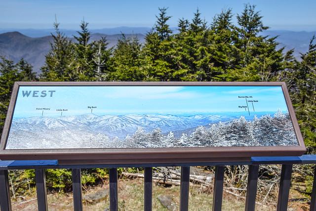 Mount Mitchell State Park, Burnsville North Carolina