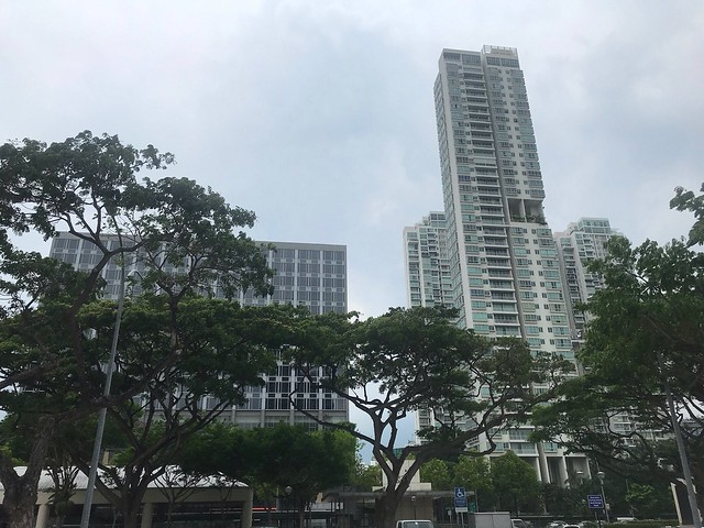 V Lavender Hotel and apartment buildings, Singapore