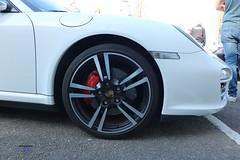 Porsche 911 type997 Carrera4S wheel - Photo of Quatzenheim