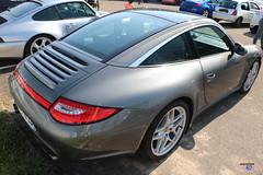 Porsche 911 type997 side - Photo of Quatzenheim