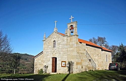Igreja Matriz de Travanca de Tavares - Portugal 🇵🇹