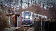 MTA Maryland MARC Commuter Rail Siemens Charger SC-44 #86