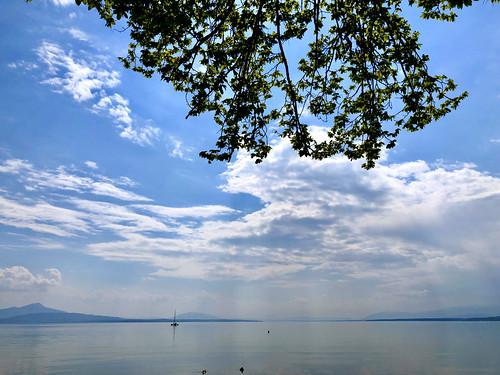Geneva - 05 Lake Geneva's Beach | Allaman, VD