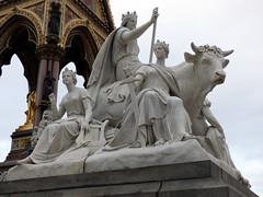 GOC London Public Art 2 149: Albert Memorial (Europe)